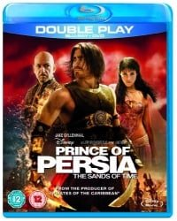 Prince of Persia: The Sands of Time Double Play (Blu-ray + DVD)