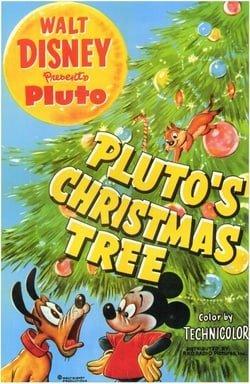 Pluto's Christmas Tree