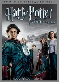 Harry Potter and the Goblet of Fire (Two-Disc Deluxe Widescreen Edition)