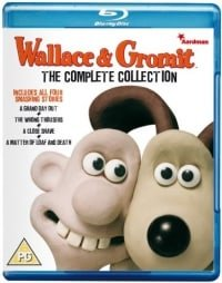 Wallace And Gromit The Complete Collection