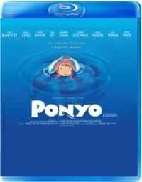 Ponyo [Blu-ray + DVD]