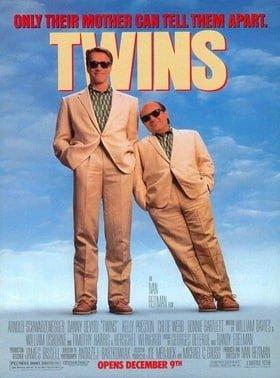 близнецы (фильм, 1988)