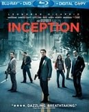 Inception [Blu-ray + DVD + Digital]