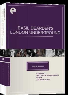 Eclipse Series 25 - Basil Dearden's London Underground
