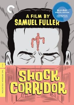 Shock Corridor [Blu-ray] - Criterion Collection