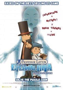 Professor Layton and the Eternal Diva