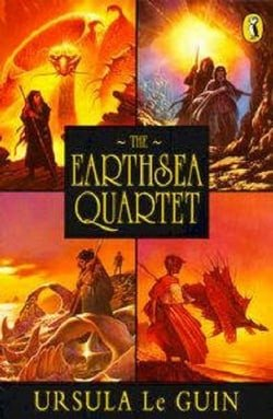The Earthsea Quartet: