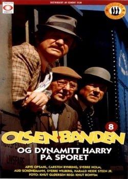 Olsenbanden & Dynamitt-Harry på sporet