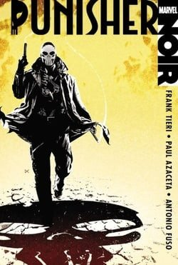 Punisher Noir GN-TPB