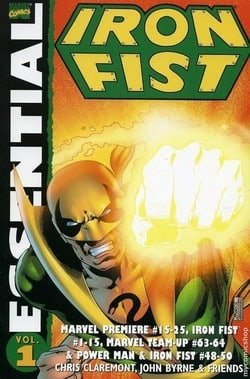 Essential Iron Fist, Vol. 1 (Marvel Essentials)
