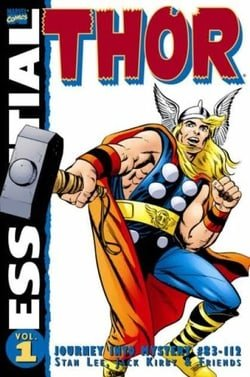 Essential Thor Volume 1 TPB: v. 1