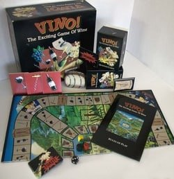 Vino!: The Exciting Game of Wine