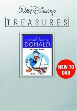 Walt Disney Treasures: The Chronological Donald, Vol. 4 - 1951-1961 (Collector's Tin)