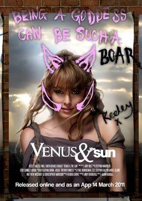 Venus & the Sun