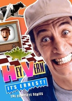 Hey, Vern, It's Ernest!