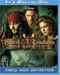 Pirates of Caribbean: Dead Man's Chest   [US Import]