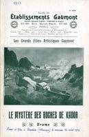 Le mystère des roches de Kador
