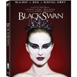 Black Swan (Blu-ray + DVD + Digital Copy Combo Pack)