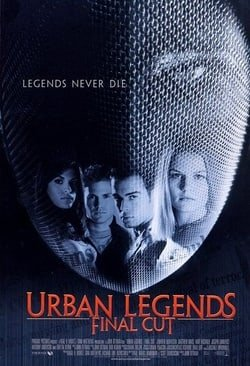 Urban Legends: Final Cut