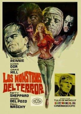 Dracula vs. Frankenstein (aka Assignment Terror)