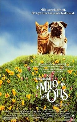 The Adventures of Milo and Otis
