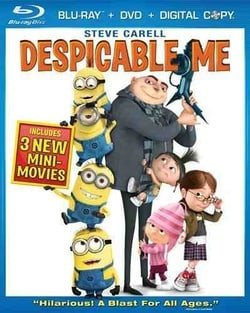 Despicable Me (Blu-ray + DVD + Digital Copy)