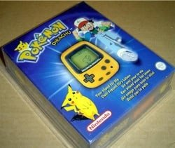 Nintendo Pokemon Pikachu Virtual Pet, Yellow