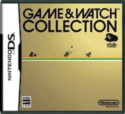 Game & Watch Collection - Club Nintendo
