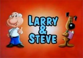 What a Cartoon: Larry & Steve