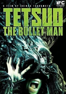 Tetsuo: The Bullet Man   [Region 1] [US Import] [NTSC]