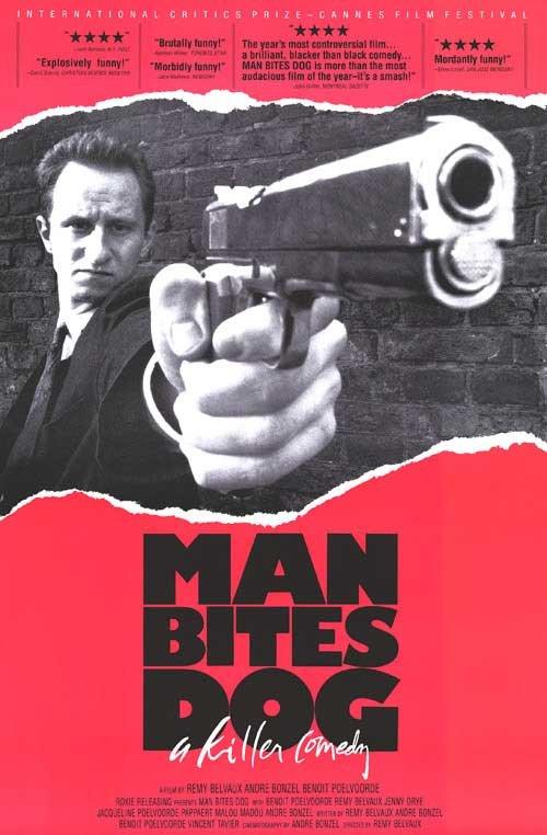 Фильм «Человек Кусает Собаку» — 1992