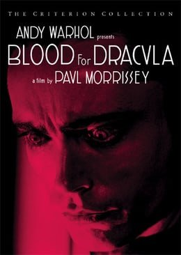 Blood for Dracula - Criterion Collection
