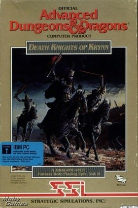 Death Knights of Krynn: DragonLance Vol II