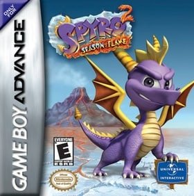 Spyro 2:: Season of Flame