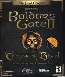 Baldur's Gate II: Throne of Bhaal (Expansion)