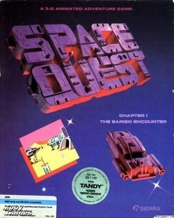 Space Quest: The Sarien Encounter