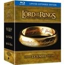 The Lord of the Rings - Motion Picture Trilogy Extended Editions [Blu-ray]