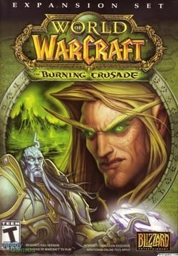World Of Warcraft: The Burning Crusade Collector's Edition