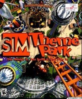 Sim Theme Park // Theme Park World