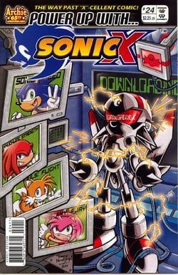 Sonic X #24