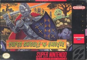Super Ghouls N' Ghosts