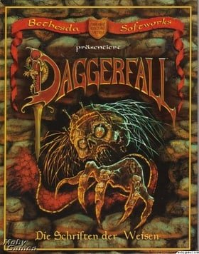 The Elder Scrolls II: Daggerfall