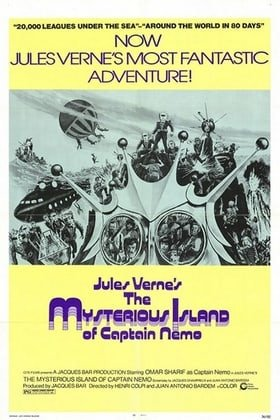 The Mysterious Island of Captain Nemo