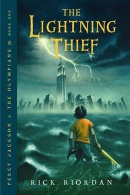 The Lightning Thief (Percy Jackson and the Olympians #1)