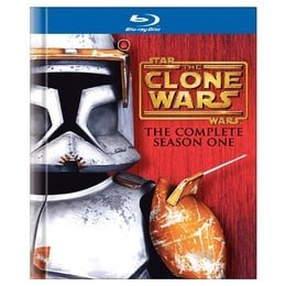 Star Wars: The Clone Wars - The Complete Season One