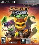 Ratchet and Clank: All 4 One - Playstation 3
