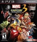Marvel vs. Capcom 3: Fate of Two Worlds