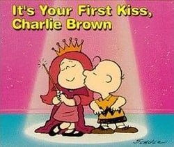It's Your First Kiss, Charlie Brown