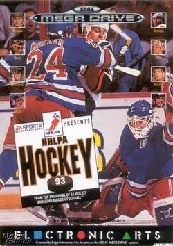 NHLPA Hockey '93