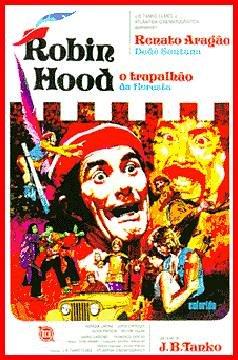 Robin Hood, O Trapalhão da Floresta